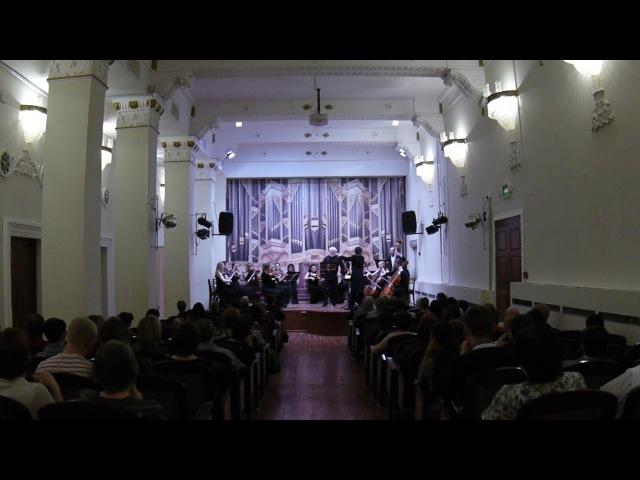 B-A-C-H - Солисты и оркестр - Г. Ф. Телеман - Увертюра для флейты и струнных ля минор, 201...