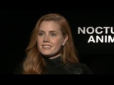Amy Adams Opens Up About Getting Naked with Jake Gyllenhaal for Nocturnal Animals Shower Scene