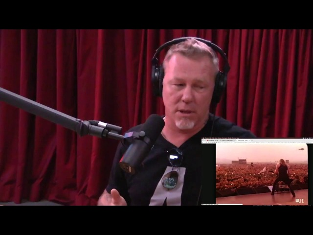 James Hetfield on Playing to 500,000 People