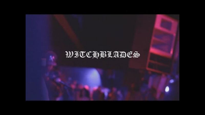LiL PEEP x Lil Tracy - Witchblades (with russian lyrics) [live video]