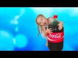 Bad Baby Кока Кола Превращение! AMAZING COKE CHALLENGE!
