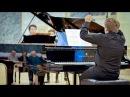 Julien Kurtz Mikhail Dubov play Gershwin-Grainger - Porgy and Bess (live in St. Petersburg, 2016)