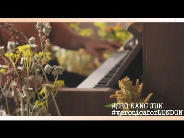 [Seo Kang-Jun 서강준] '베로니카 포 런던' 광고촬영 비하인드