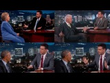 Hillary &amp Bill Clinton and Barack Obama Talking about UFOs and Aliens with Jimmy Kimmel - FindingUFO