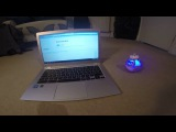 BB-8 Controlled via Web Bluetooth and Web Audio in Chrome