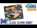Sims FreePlay - Class Clown Hobby (Tutorial Walkthrough)