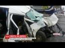 У ДТП на Прикарпатті загинула людина семеро травмовані