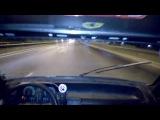 FIAT UNO TURBO 2.0 16V-400HP VS TOYOTA SUPRA-500HP VIDEO 2