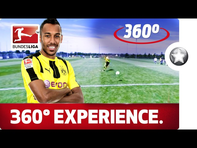 360-degree Penalties with Pierre-Emerick Aubameyang