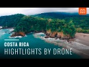 Mike Dewey Best Beaches in Costa Rica (Drone Highlights)