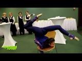 Московский международный дом музыки каучук, контактное жонглирование