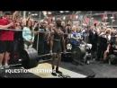 Ричард Хортон, тяга 272,5 кг на 5 раз