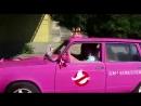 Свадебный кортеж «охотников за привидениями» попал на видео в Ростове
