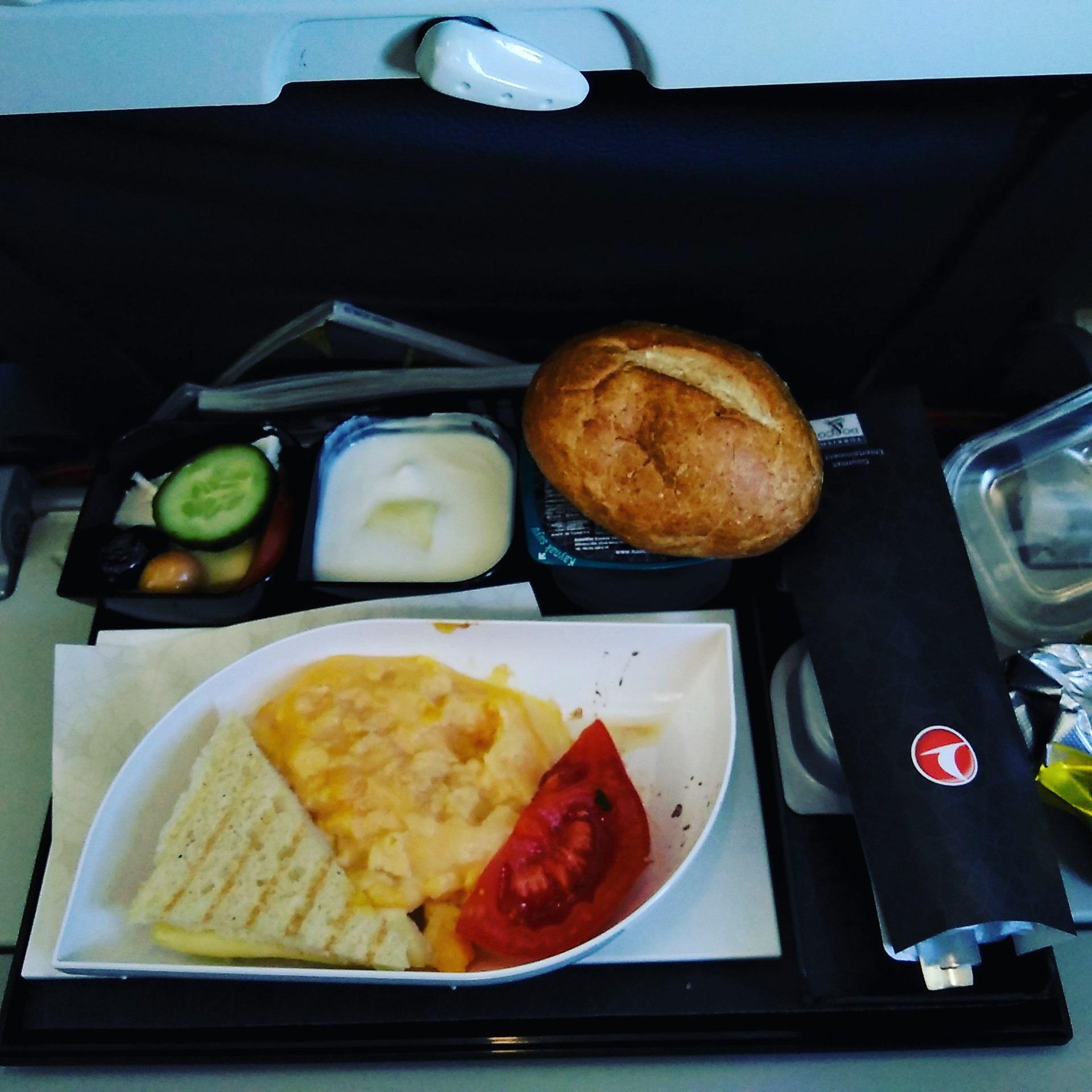Рейс авиакомпании Turkish Airlines - Москва - Стамбул - Лион и обратно
