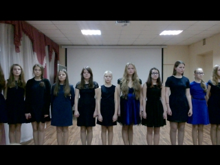 Кукушка (OST Битва за Севастополь), вокальный ансамбль Рассвет