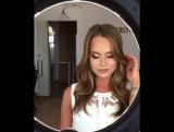 Волшебница @ jeni_zinovieva превращает девушек в настоящих принцесс ??.Невероятный образ Кудри_Брови ✨одновременно отражающий