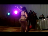 MISHAELA BELLY DANCER -- OUR COUSIN DANCING AT HER QUINCENERA 2010 7542