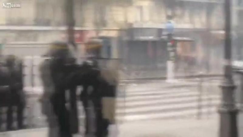 UTAJENÉ VIDEO; Tohle nás čeká. Imigranti dělají z Evropy bojiště ! Čum.sk