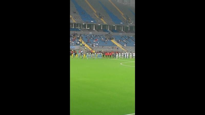 Astana - Ordabasi 1-0