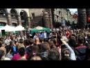 Съёмки Караоке на Майдане