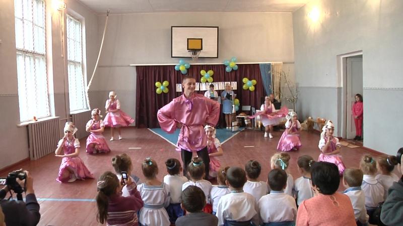 Моя постановка.Білоруський танець БУЛЬБА