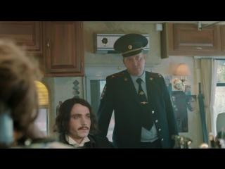 Полицейский с рублевки на съемках
