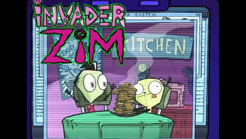 Захватчик Зим / Invader Zim s02e04