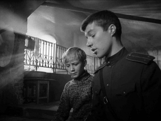 Иваново детство. (1962).