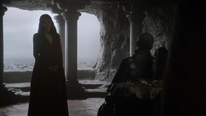 Игра Престолов - Давос Сиворт приплывает на Драконий Камень. Меня не было рядом, когда дикий огонь губил людей тысячами.
