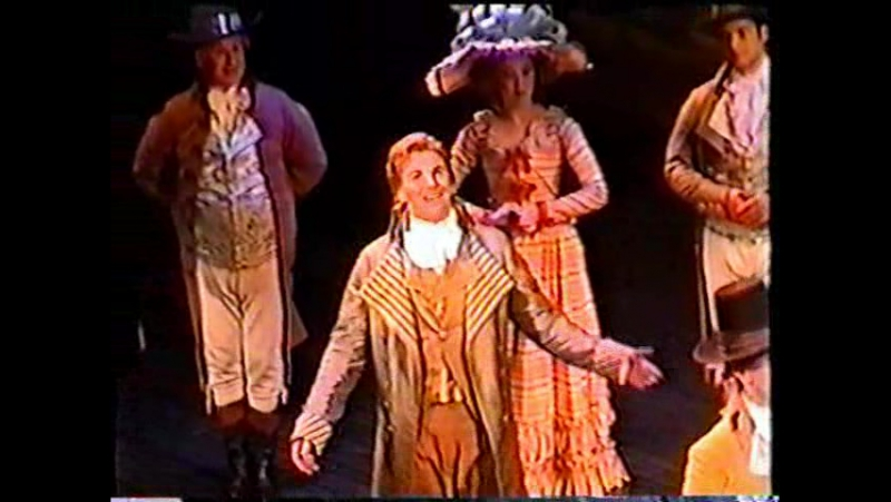 The Scarlet Pimpernel. US Tour, 03.04.2000 1 Act