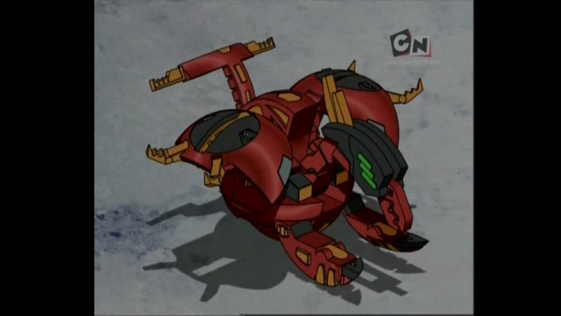 Bakugan New Vestroia - 27 - Six Degrees of Destruction