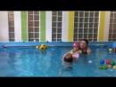 Видеоурок Как приучить ребенка нырять
