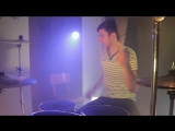 Alex Hepburn- Under Drum cover