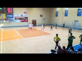 Гол Юрия Рабыко в ворота «Борисова-900», 0:1