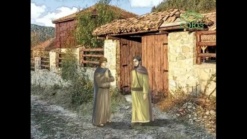 8 ноября Преподобный Афанасий Мидикийский