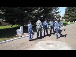 Видеопортфолио кадетского класса Юный полицейский (отряд Барс) МОУ СШ №3, г. Тутаев (декабрь 2016)