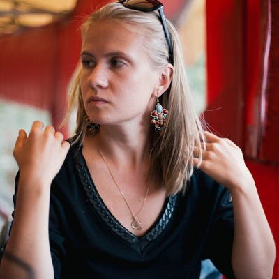 Анастасия Даровских