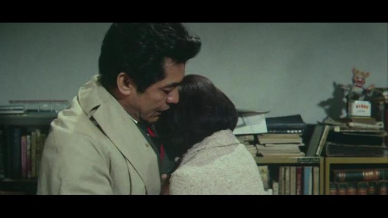 Страсть / Aiyoku / Thirst For Love 1966 г.