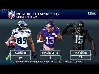 NFL 2016-2017 / Week 11 / Philadelphia Eagles - Seattle Seahawks / 2Н / 20.11.2016 / EN