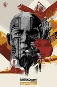 Tom Clancy's Ghost Recon Wildlands: Война внутри картеля (2017)