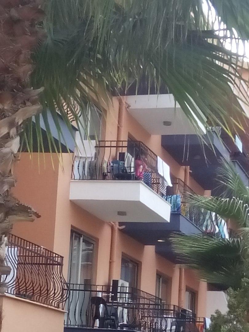 Отель Larissa Vista 4* Турция, Кемер. Труп комара, жирная посуда и пляж без туалета.