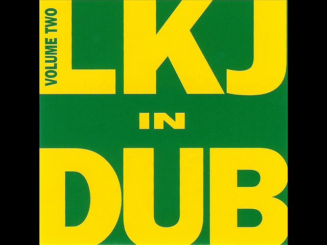 Linton Kwesi Johnson - LKJ In Dub Volume Two (Full Album)
