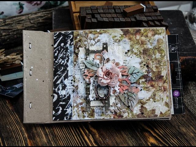 Мини альбом / Mini album Prima Marketing Archivist