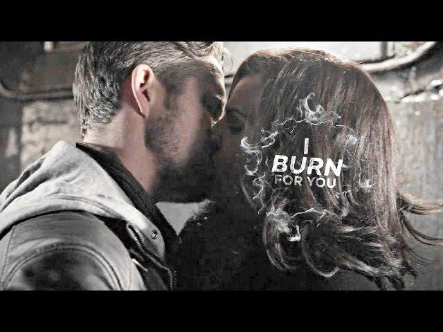 I burn for you | once upon a time regina robin
