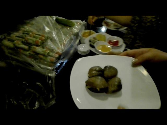 Еда за 10у.е Все включено Вьетнам Нячанг
