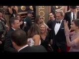 Matt Damon and Jeff Bridges Arrive at 2017 Golden Globes