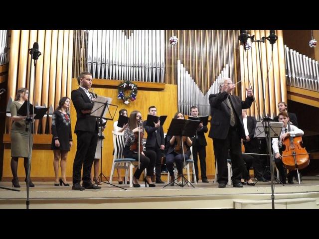 Udo Karl Otto Meyer niemiecki chór 5 stycznia - 8