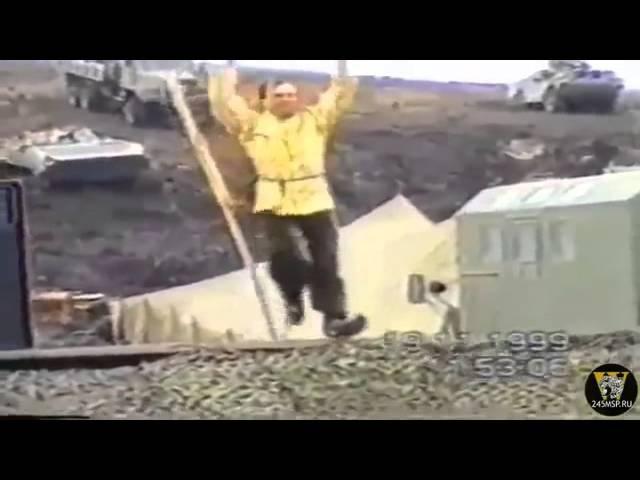 752 МСП в Чечне 1999 год.