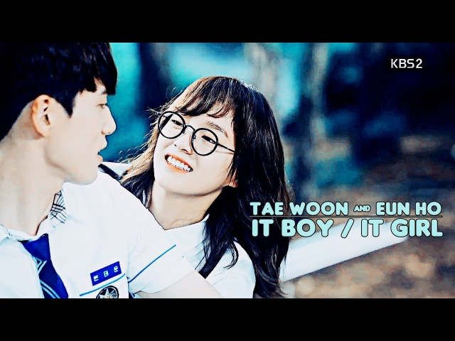 Tae Woon x Eun Ho ► crazy how we fit girl (8k subs thank you)