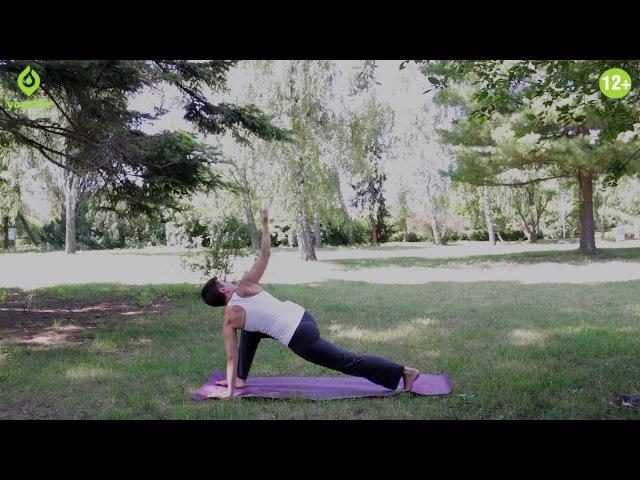 Чандра Намаскар - приветствие Луне. Комплекс вечерней йоги для расслабления и снятия усталости
